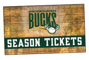 Brookhaven Bucks Season Tickets